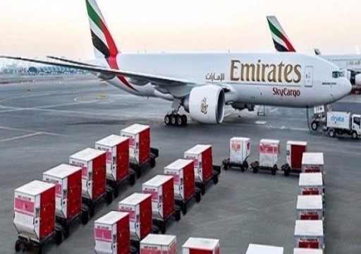 الإمارات للشحن الجوي تعيد بناء 74% من شبكتها
