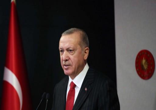 أردوغان: مقبلون على واقع عالمي جديد عقب تجاوز كورونا