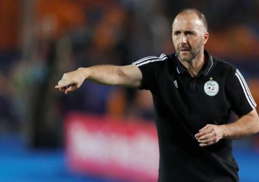 بلماضي يرفض تدريب منتخب الإمارات رغم الإغراءات الكبيرة