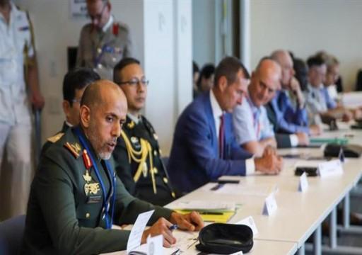 الإمارات تنضم إلى شبكة رؤساء الدفاع المعنيين بجدول أعمال المرأة والسلام والأمن