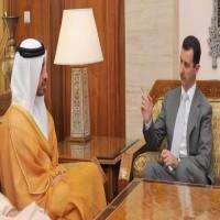 صحيفة لبنانية: الإمارات تريد استئناف العلاقات مع نظام دمشق
