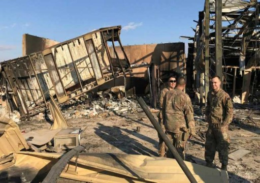 مقتل جنديين أمريكيين وثالث بريطاني في هجوم شمالي العراق