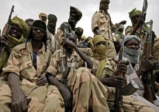 قوات الوفاق تنشر فيديوهات جديدة لمرتزقة سودانيين