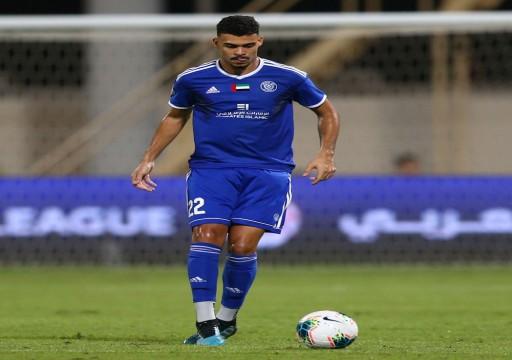 النصر يفتقد مدافعه غلوبير أمام الجزيرة