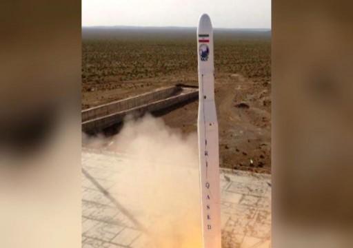 مسؤول أمريكي: إطلاق إيران القمر الصناعي لا يتسق مع الأغراض المدنية