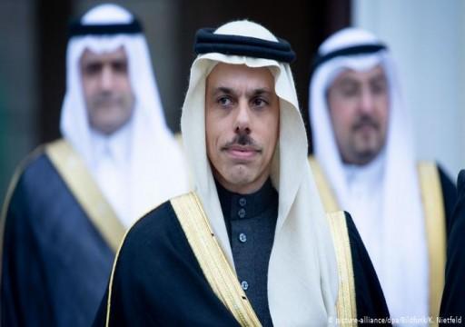 وزير الخارجية السعودي: على إيران تغيير سلوكها قبل أي محادثات