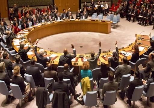 5 دول بمجلس الأمن تدعو لعدم تسييس المساعدات الإنسانية لفنزويلا