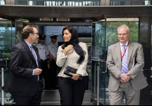 سفيرا السعودية الجديدان لدى أمريكا وبريطانيا يباشران مهام عملهما
