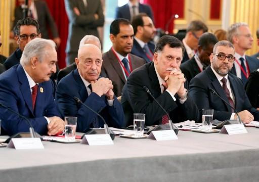 القوى الأجنبية تبحث مع الأطراف الليبية سبل إنهاء الأزمة