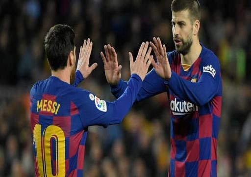 مدرب برشلونة يخشى تأثير التبديلات الخمسة