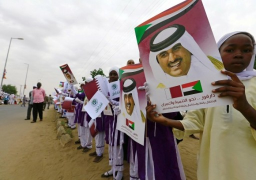 مبعوث قطري يبحث مفاوضات السلام السودانية