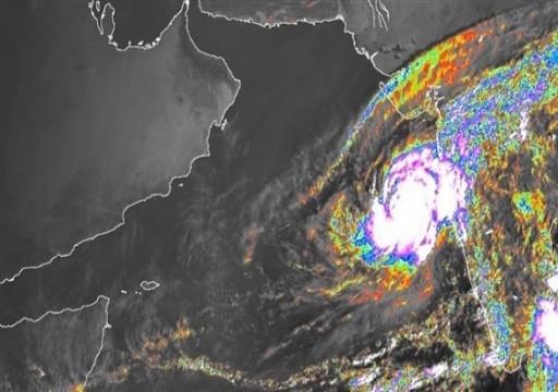 الأرصاد: إعصار كيار يتحول للدرجة الأولي ولا تأثير على الدولة