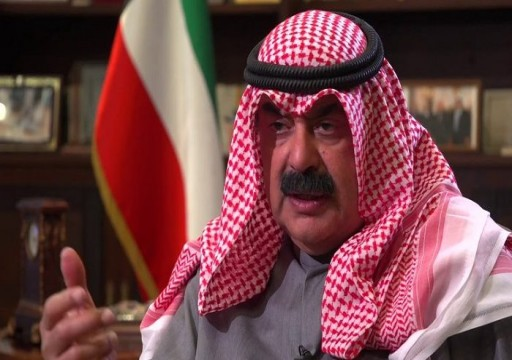 الكويت تبحث مع واشنطن تطورات الأوضاع بالمنطقة