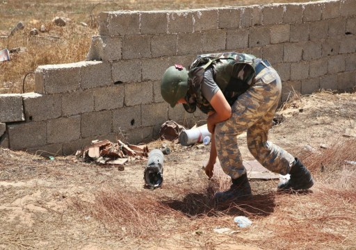 الأمم المتحدة: مقتل وجرح 138 شخصاً خلال شهرين بليبيا جراء ألغام حفتر
