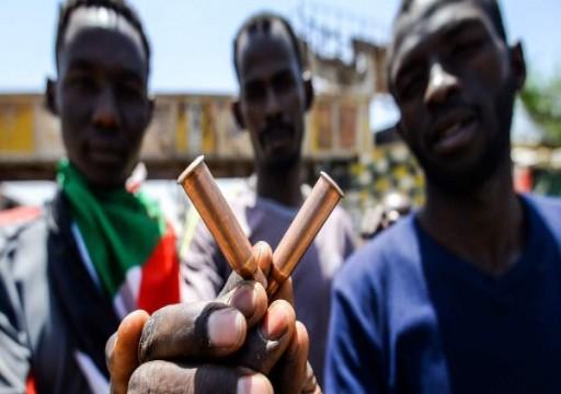 رايتس ووتش تتهم الدعم السريع بإطلاق النار على المعتصمين في السودان