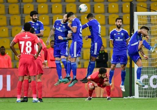 شباب الأهلي يتغلب على النصر ويتأهل إلى ربع نهائي الكأس