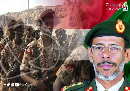 الرميثي يزور الخرطوم بعد أنباء عن سحب القوات السودانية من اليمن