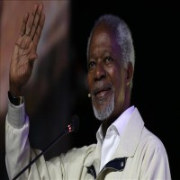 وفاة كوفي عنان أمين عام الأمم المتحدة الأسبق عن 80 عاما
