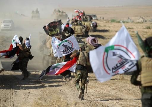 العراق.. طائرة مسيرة تقصف معسكر للحشد الشعبي وسقوط إصابات