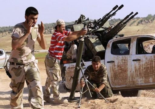 المعارضة السورية تعلن سيطرتها على بلدة في إدلب