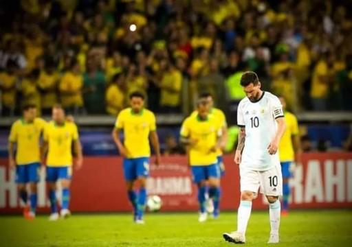 البرازيل تطيح بالأرجنتين وتتأهل لنهائي كوبا أمريكا
