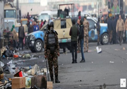 قوات الأمن العراقية تداهم مخيمات اعتصام بعد انسحاب أنصار الصدر