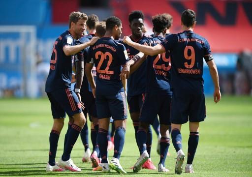 الدوري الألماني: دورتموند يهزم هيرتا ويواصل ملاحقة البايرن