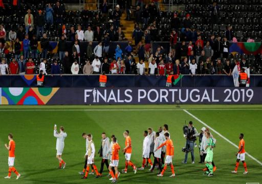 هولندا تبلغ نهائي دوري الأمم بفوز كبير على إنجلترا