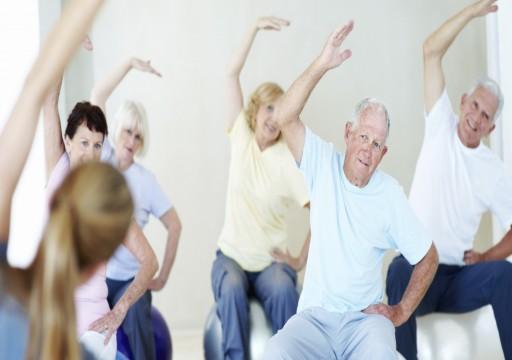 دراسة: ممارسة كبار السن نشاطا بدنيا خفيفا يقيهم عواقب وخيمة