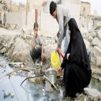 العراق.. 70 ألف حالة تسمم بالمياه الملوثة في البصرة