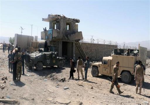 مقتل 18 جندياً أفغانياً في اشتباكات مع طالبان
