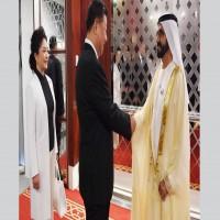 محمد بن راشد: الإمارات تستحوذ على ربع التجارة العربية مع الصين