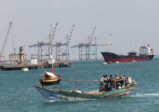 مجلس الأمن يطالب بعدم تقييد تحركات الموظفين الأمميين بميناء المخا اليمني