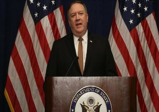 عقوبات أمريكية جديدة على وزير الداخلية الإيراني وآخرين