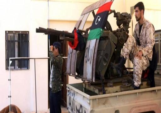 """طرابلس: """"نحن والإمارات في حرب وقطيعة"""" وأبوظبي تدعو لوقف """"الاقتتال"""""""