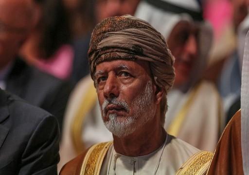 وزير خارجية عمان يزور إيران وسط تصاعد التوتر في المنطقة