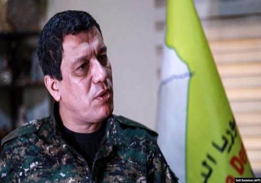صحيفة تركية: كوباني زار أبوظبي والتقى مسؤولين إماراتيين وسعوديين