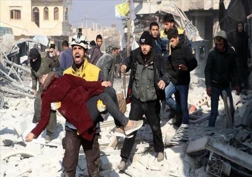 لندن: نواصل العمل لمحاسبة نظام الأسد على هجماته الكيميائية