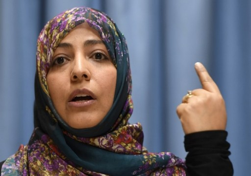 كرمان تدعو الإمارات إلى الكف عن دعم مرتزقة الاغتيالات في اليمن