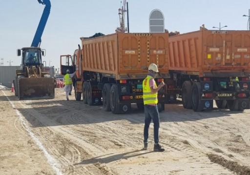 حماس تنتقد بدء بناء جناج إسرائيل بـإكسبو دبي