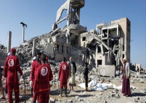 منظمة حقوقية يمنية تتهم السعودية بقتل 210 مختطف في غارات جوية