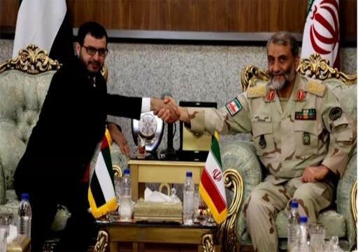 مصدر إيراني يعترف: مسؤول إماراتي زار طهران مرتين في الأسابيع الماضية