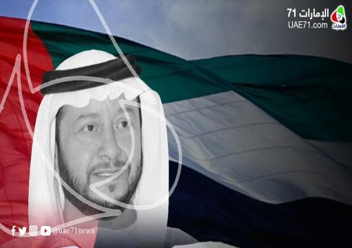 أمير قطر يعزي بفقيد الوطن سلطان بن زايد ويوسف خليفة ينعاه