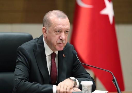 تركيا.. أردوغان يدعو المواطنين للحجر الطوعي