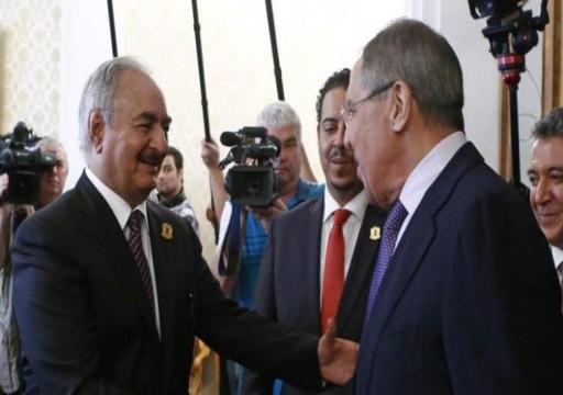ستريت جورنال: روسيا أرسلت تعزيزات من المرتزقة إلى ليبيا لدعم حفتر