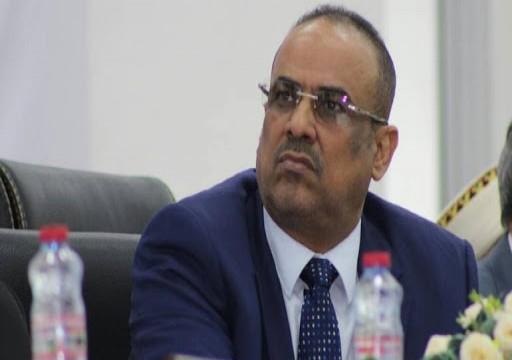 وزير الداخلية اليمني: انفصال الجنوب مشروع أبوظبي وسكوت السعودية تواطؤ
