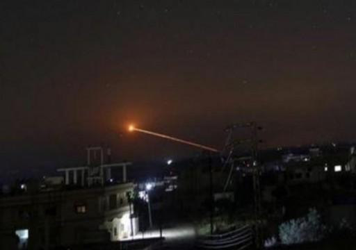 سوريا.. الدفاعات الجوية تتصدى لهجوم إسرائيلي من فوق الأجواء اللبنانية