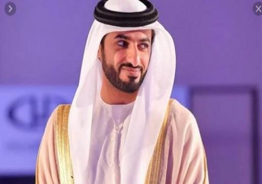 راشد بن حميد النعيمي رئيساً للجنة الانتقالية لاتحاد الكرة