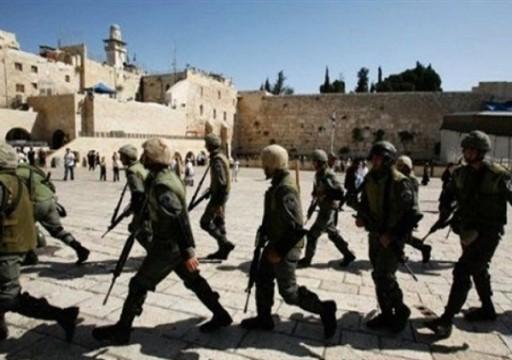 قوات الاحتلال الإسرائيلية تقتحم المسجد الأقصى فجراً وتعتقل 13 فلسطينيًا