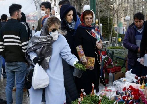 إيران.. وفيات كورونا تصل إلى 1433